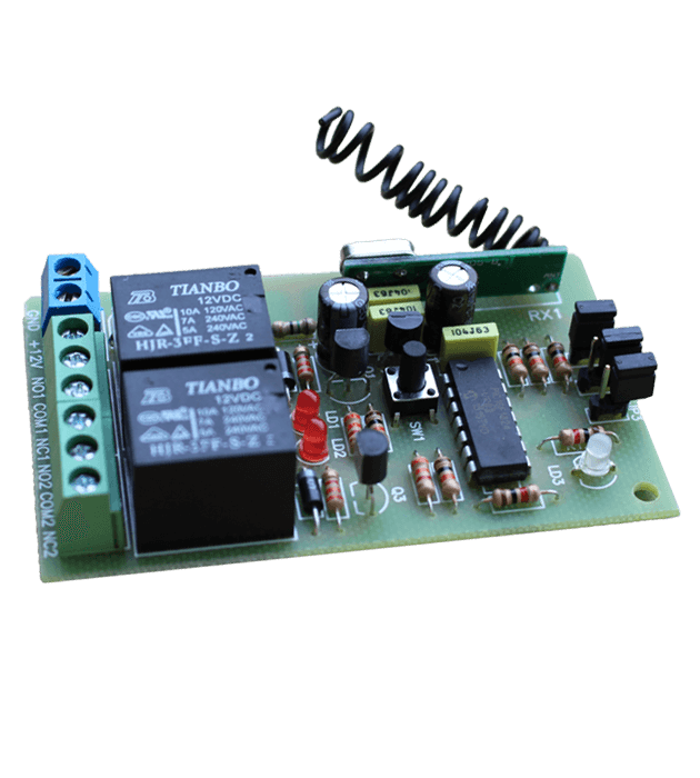 Програмируем модул двуканален MA2