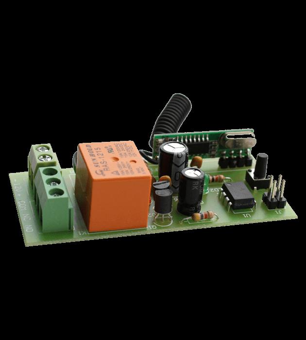Програмируем модул едноканален MB1 платка