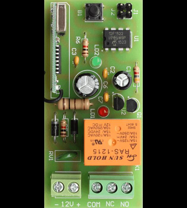 Програмируем модул едноканален MB1