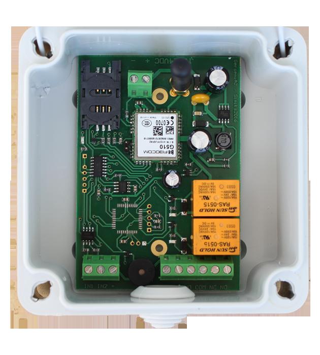 Контролен Блок GSM комуникатор платка
