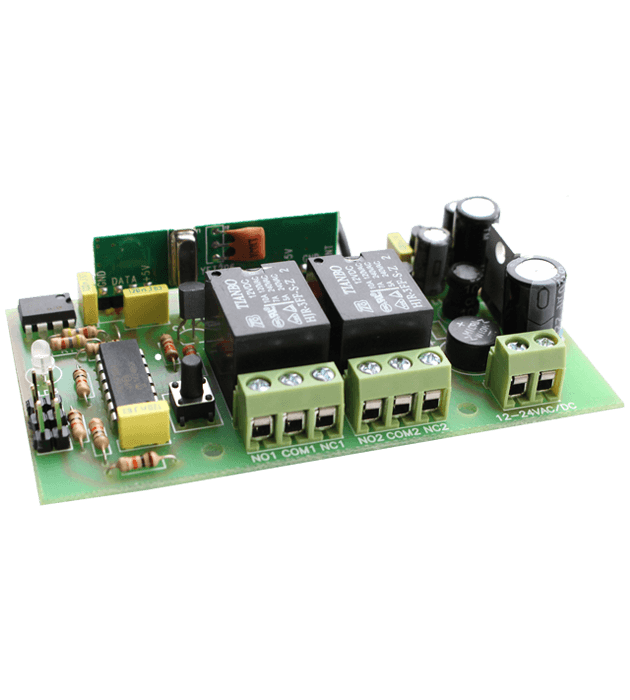 Програмируем модул двуканален MB2