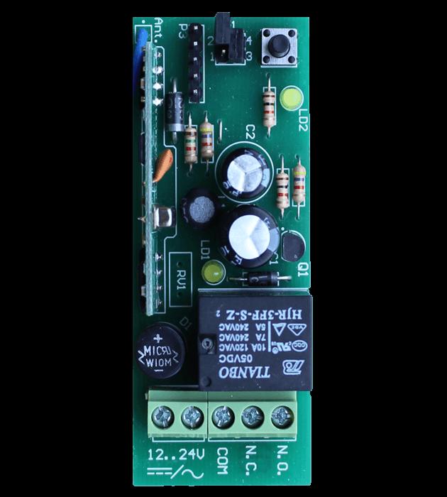 Програмируем модул едноканален MA1 платка