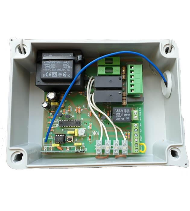 garajna-vrata-kontrolen-blok-M20AF-plazgashta-vrata-platka
